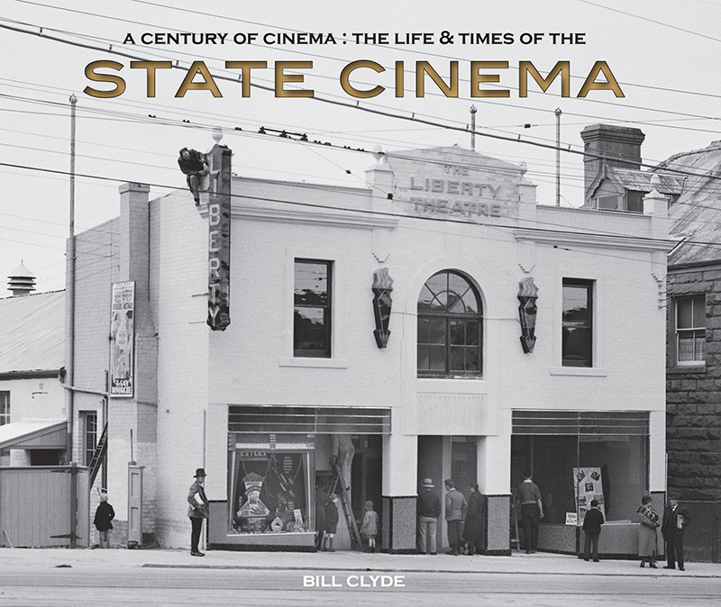 state cinema history cover