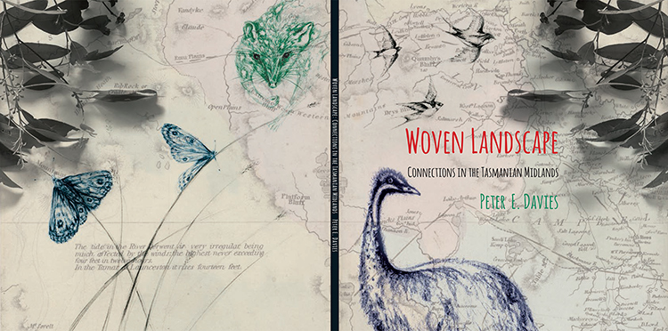 woven landscape: connections in the Tasmanian Midlands